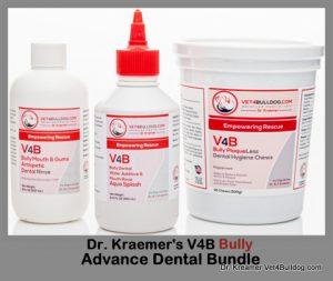 Bulldog and French Bulldog Dental Disease Oral Hygiene Bundle