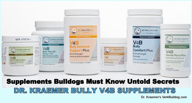Supplements Bulldogs Must Know Untold Secrets SUPPLUEMNTS
